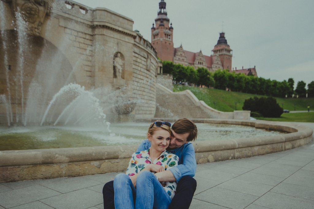 Sylwia & Jakub {sesja narzeczenska}-45