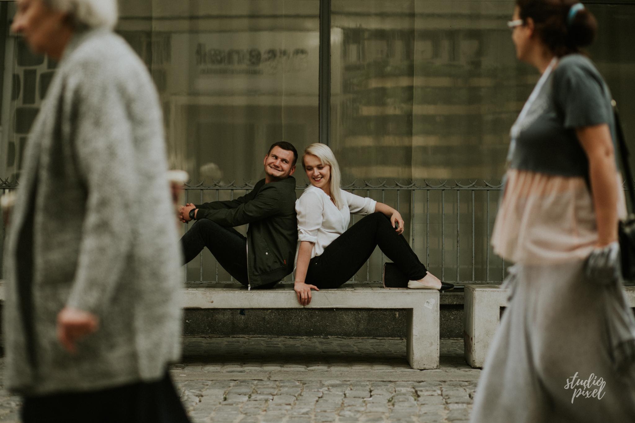 Irina & Paweł {sesja narzeczeńska}