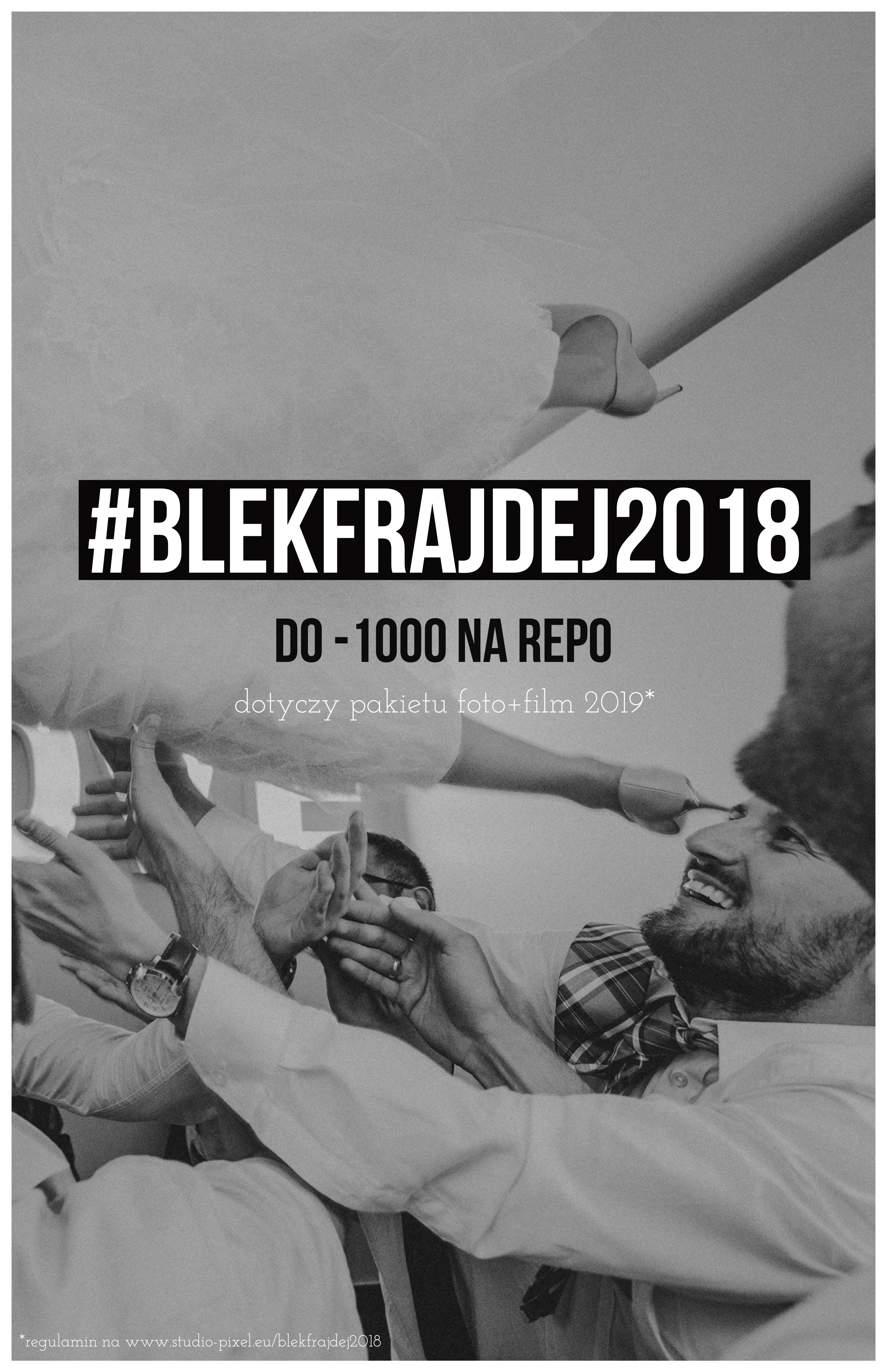#blekfrajdej2018