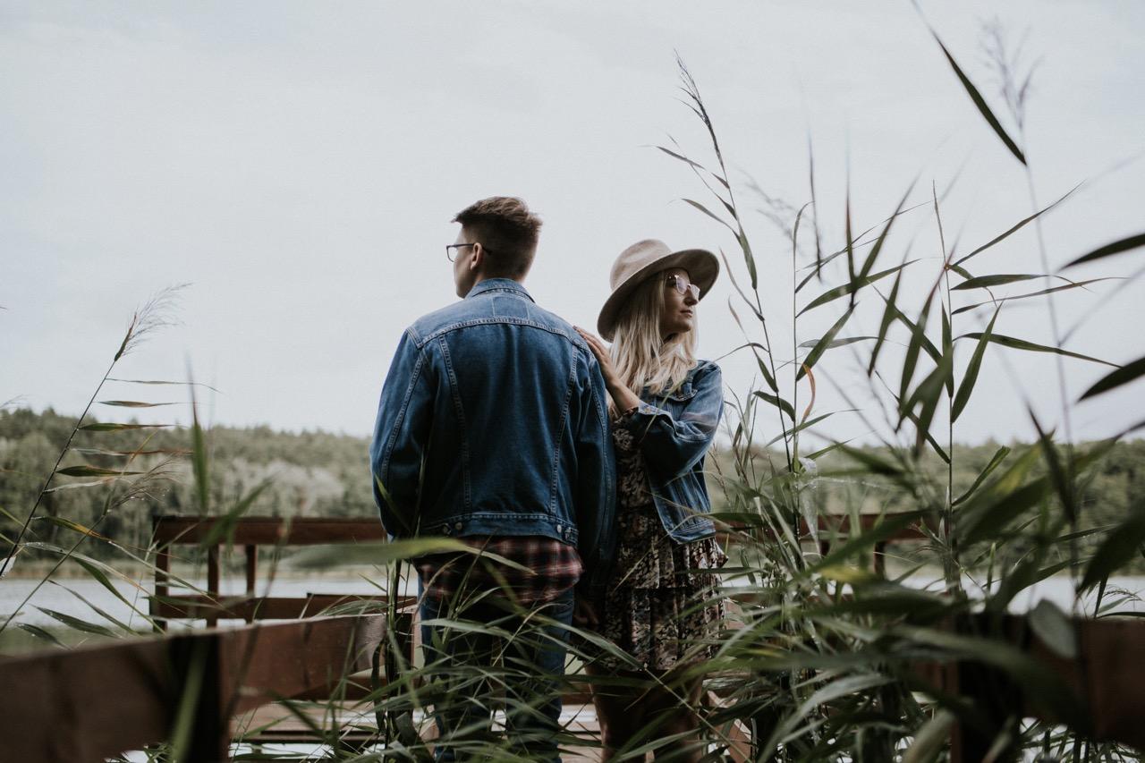 Paulina & Mateusz – sesja narzeczeńska