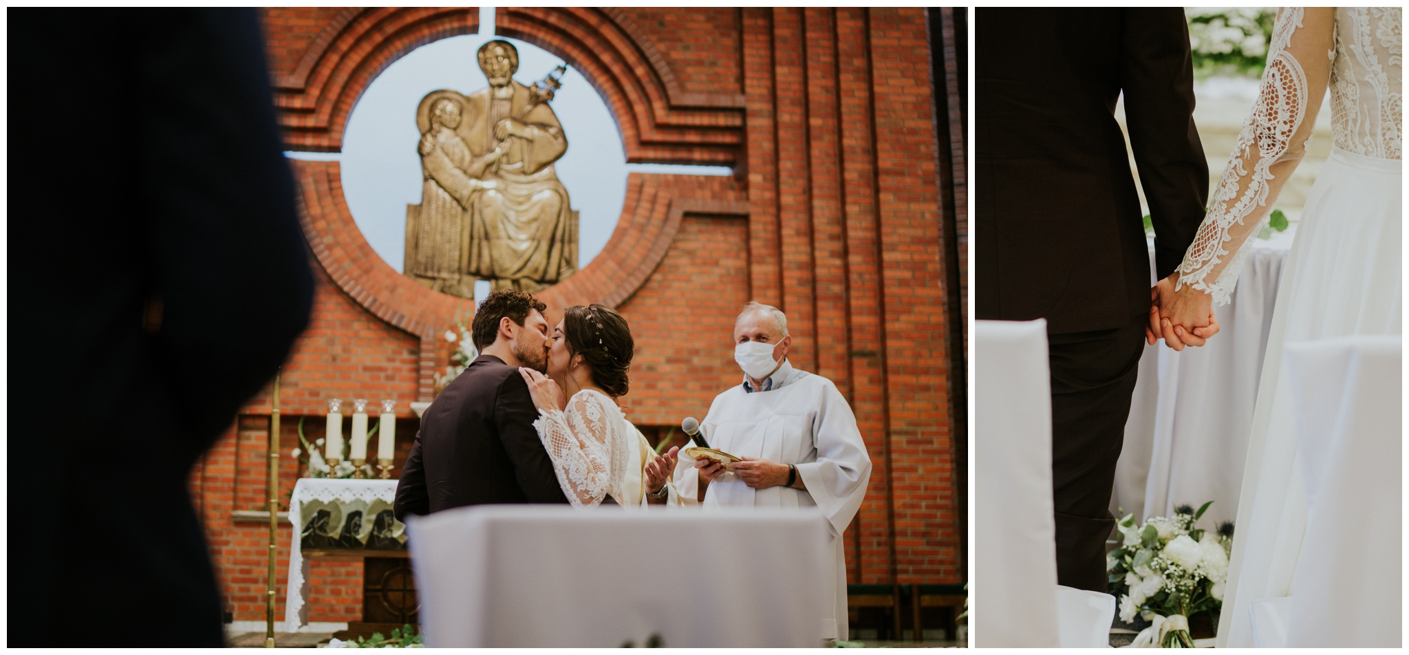 Agata & Mateusz – reportażślubny